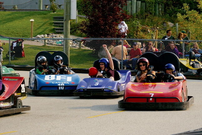 Thunder Rapids Fun Park in Headingley will be hosting the 18th Annual Indy Go-Kart Challenge, which raises money to help find a cure for Huntington's disease.