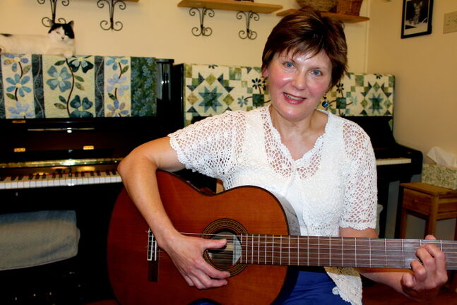Joanne Diplock is offering the Little Miracles music program out of St. John's Presbyterian Church.