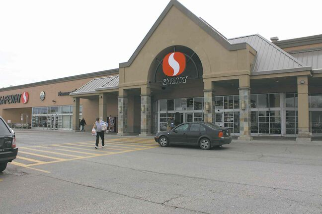 This Safeway store at Grant Park Shopping Centre is among several in the city that will close.