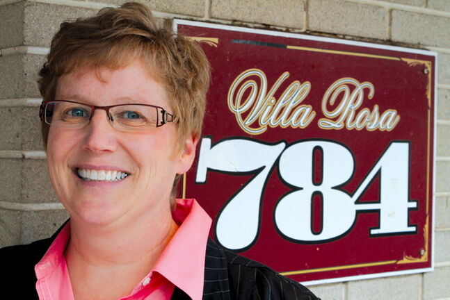 Villa Rosa executive director Kathy Strachan says they help the most vulnerable women in Manitoba manage their pregnancies and become independent.