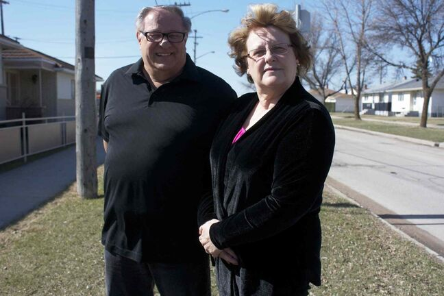 Stroke sufferers Bill Henry and Anne Manitowich are on the road to recovery thanks to Stroke Recovery Association of Manitoba peer support groups.