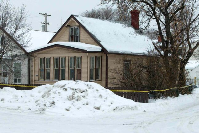 Michael Pearce was convicted of the Jan. 17, 2007, killing of Stuart Mark in this house on Alfred Avenue.
