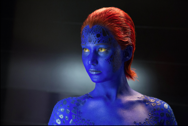 X-Men: Days of Future Past  is set for release on May 23.