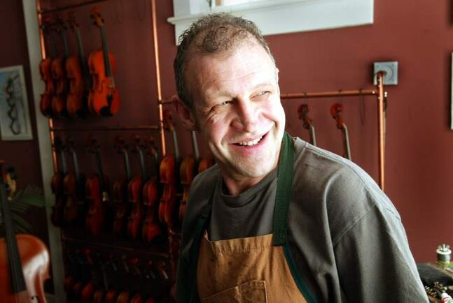 John Weier, is a writer, luthier and naturalist.