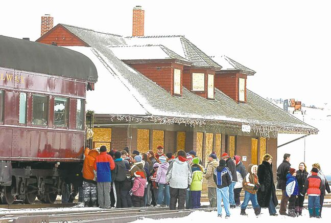 After years of negotiating, the Minnedosa Heritage Committee says it  cannot meet the price CP is asking for its train station.
