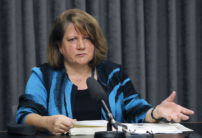 Outgoing Manitoba auditor general Carol Bellringer found a lack of ethical safeguards in the civil service.