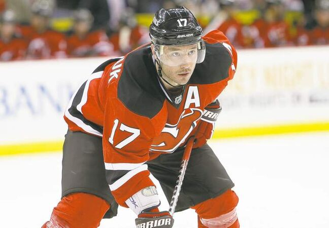 Right-winger Ilya Kovalchuk stunned the hockey world by saying farewell to the Devils Thursday. He had 12 years left on his NHL contract.