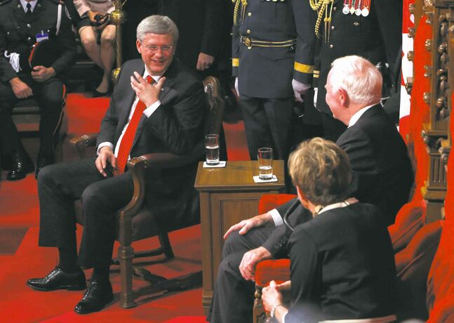 JUSTIN TANG / THE CANADIAN PRESS