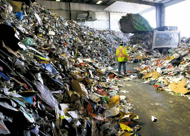 About 80 workers at the City of Winnipeg's Henry Avenue recycling facility have joined CUPE.