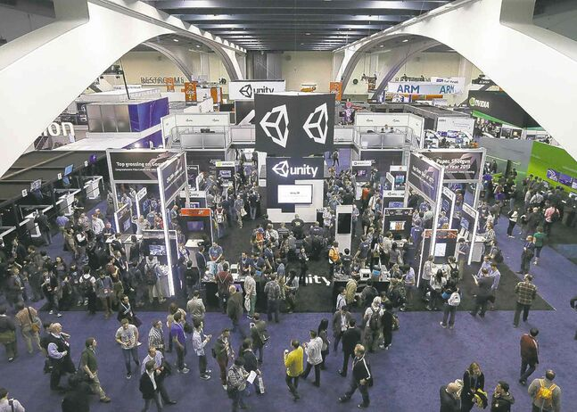 Manitoba firms found the Game Developers Conference in San Francisco promising.