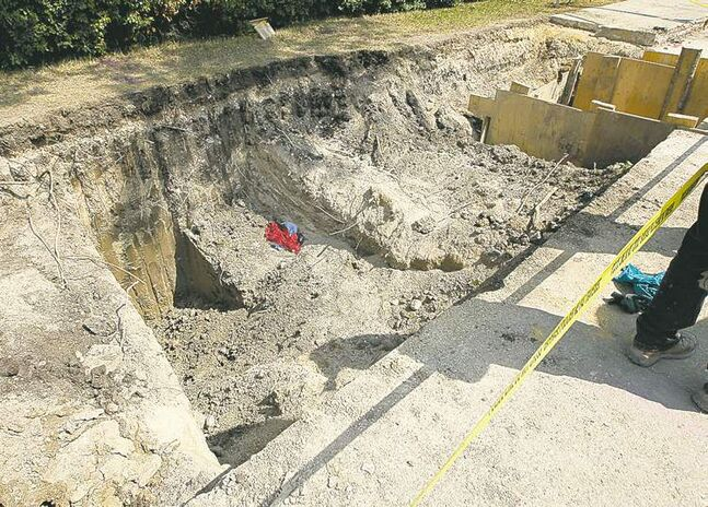 The skull belongs to a historic burial, a provincial spokesman said by email ...