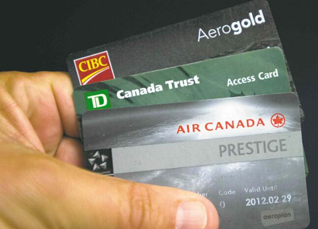 TD will be the main issuer of Aeroplan Visa cards.
