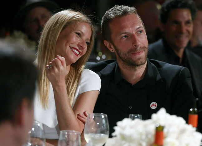 Gwyneth Paltrow and Chris Martin aren't divorcing. They are consciously uncoupling from one another.