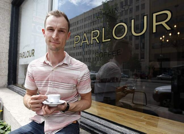 'I'd rather take a bit of a loss and still have a competitive price,' says Parlour Coffee owner Nils Vik.