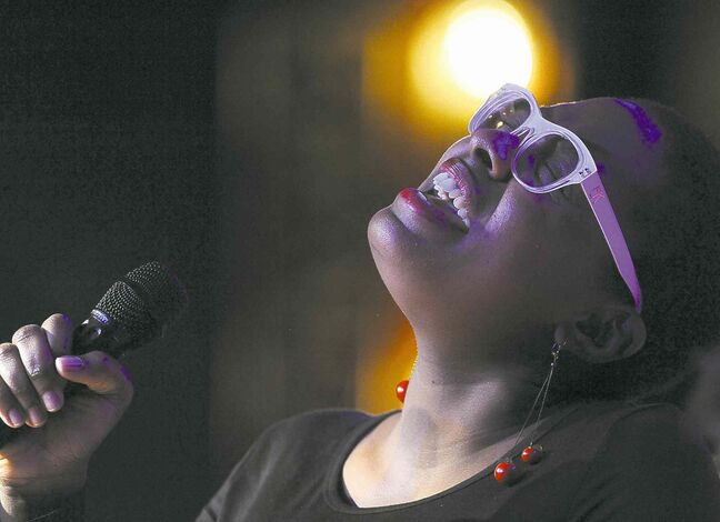 Cécile McLorin Salvant studied classical and baroque voice at the Darius Milhaud Conservatory in France.