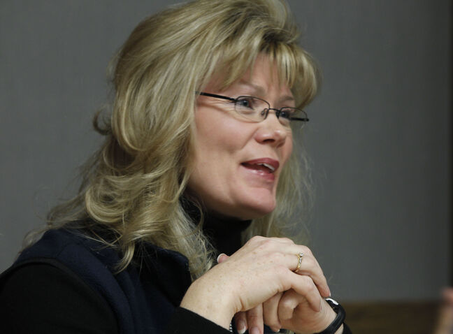 Saint Boniface MP Shelly Glover has denounced a fundraising event she appeared at and donations were returned.