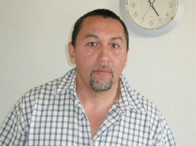 Michael Sean Stanley is shown in a handout photo. THE CANADIAN PRESS/HO, Sask. CrimeStoppers