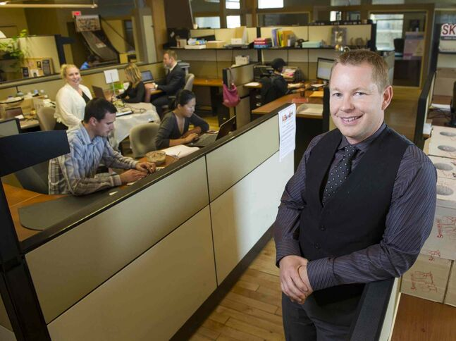 Marshall Ring, CEO of the Manitoba Technology Accelerator, says he expects three or four new 'all-star' businesses to emerge in the next three months.