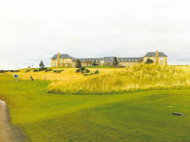 The Fairmont St. Andrews sits on a stunning 210-hectacre coastal estate, serving up luxurious vacation packages, including tee times on its two golf courses.