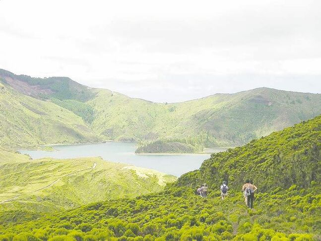 If you enjoy the outdoors, you will enjoy the Azores.