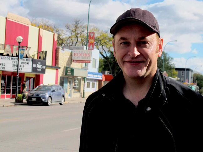 Danny Schur, local playwright and composer, teamed up with Canada's History to tell Canadians about the wonders of St. Boniface.