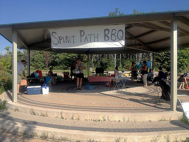Spirit Path does not yet have a physical presence in the Waverley West area but it is building a strong faith-based  community in the area.