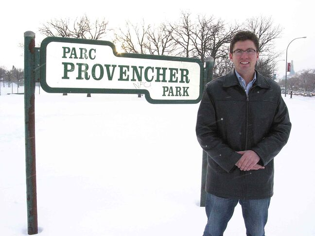 St. Boniface resident Matt Allard says stakeholders are considering viable options for the Provencher Park Master Plan.
