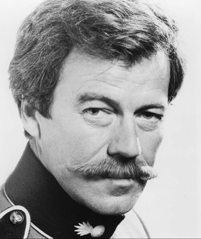 Gordon Pinsent as Edgar Sturgess in A Gift to Last. 1978 (CBC)