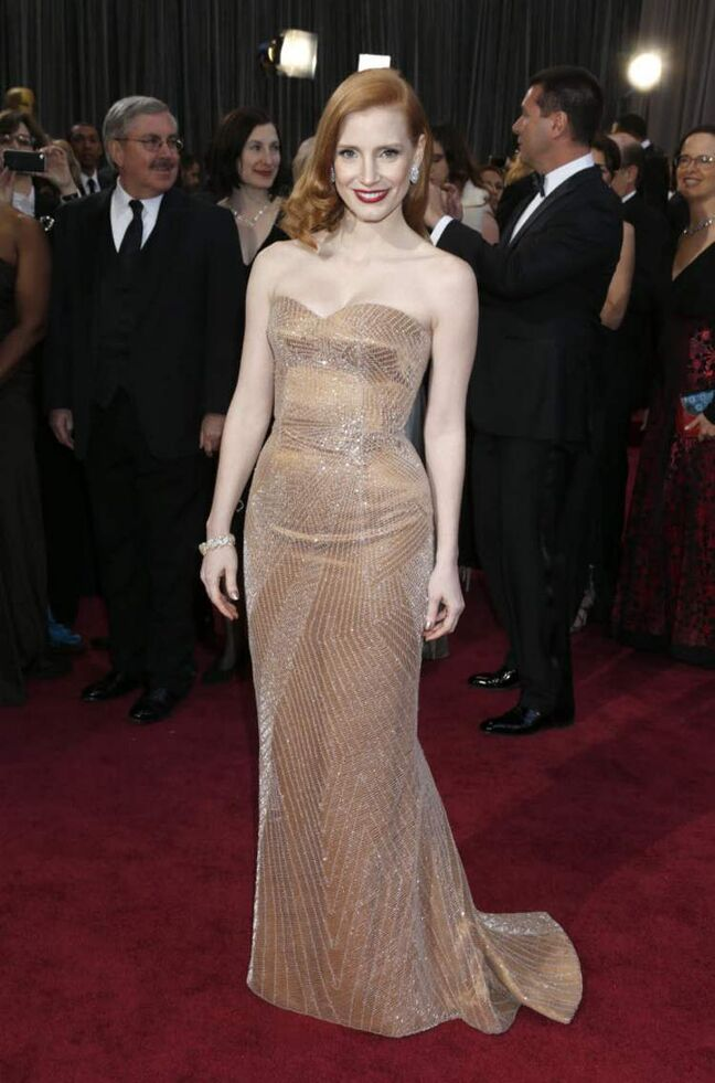 Jessica Chastain (Todd Williamson/Invision/AP)