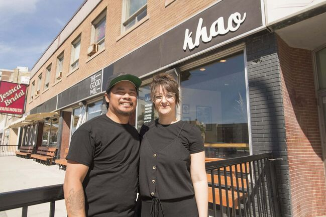 Korene McCaig, 35, and Randy Khounnoraj, 40, wanted to make sure customers felt at home when they opened their first restaurant in 2016.