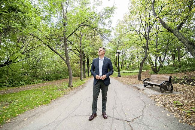 Mayor Brian Bowman has a new initiative to plant one million trees in the next twenty years in Winnipeg.