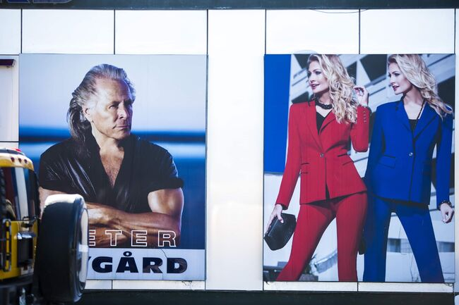 Peter Nygard announced Tuesday he would step down from the company, with plans to divest from the business entirely. (Mikaela MacKenzie / Winnipeg Free Press)