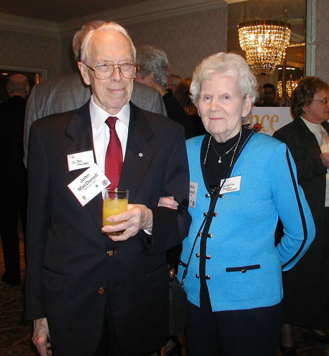 <p>Submitted</p><p>Dr. Jack MacDonell and Dr. Asa MacDonell.</p>