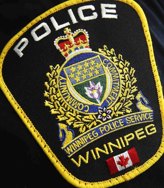 Two community workers have filed a complaint with the Winnipeg Police Service, saying they witnessed officers berating and swearing at a woman who was attempting to hang herself on the Redwood Bridge.  THE CANADIAN PRESS FILES/John Woods