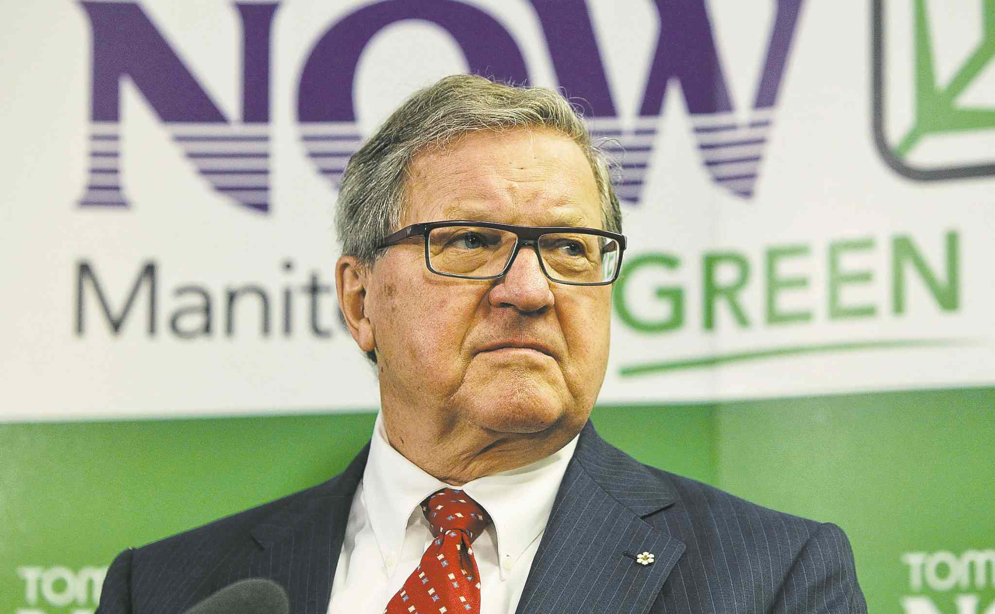 Lloyd Axworthy says there have been no meaningful consultations with the province while it sets up a new agency.