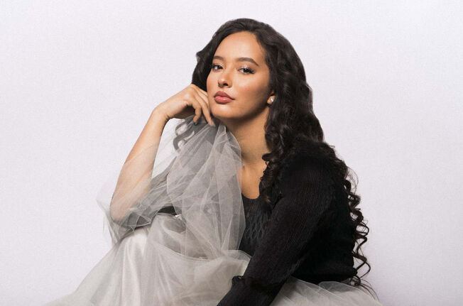 Faouzia shocked by support after selling out pair of concerts at WECC