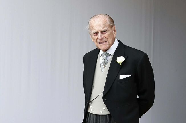 ALASTAIR GRANT / THE ASSOCIATED PRESS FILES <p />  Prince Philip has surrendered his driver's licence.</p>