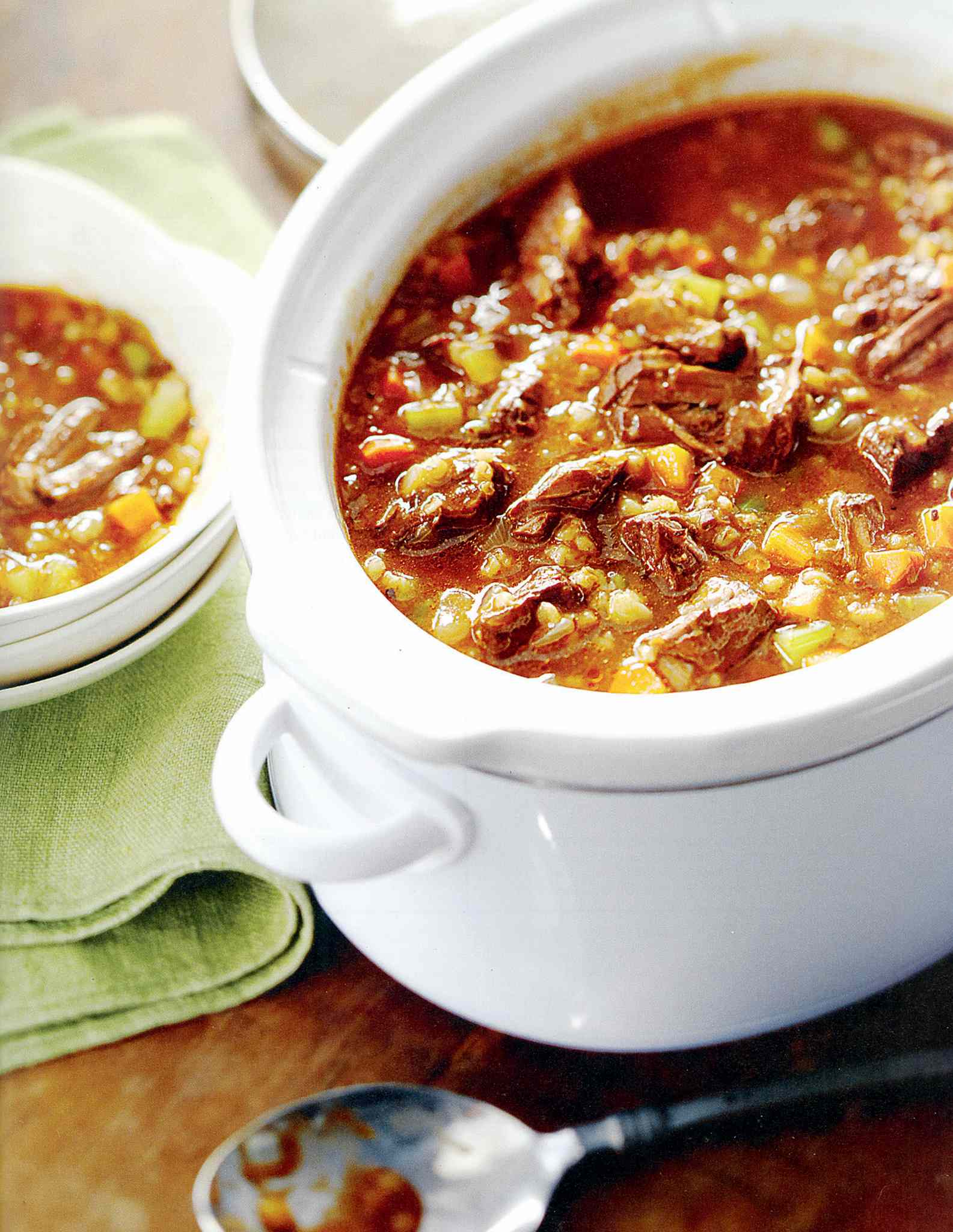 With improved slow-cooker recipes, you don't have to sacrifice quality for convenience