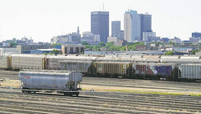 Redevelopment of the CP rail yards offers the chance to reconnect our city while raising money for roads and other infrastructure fixes.