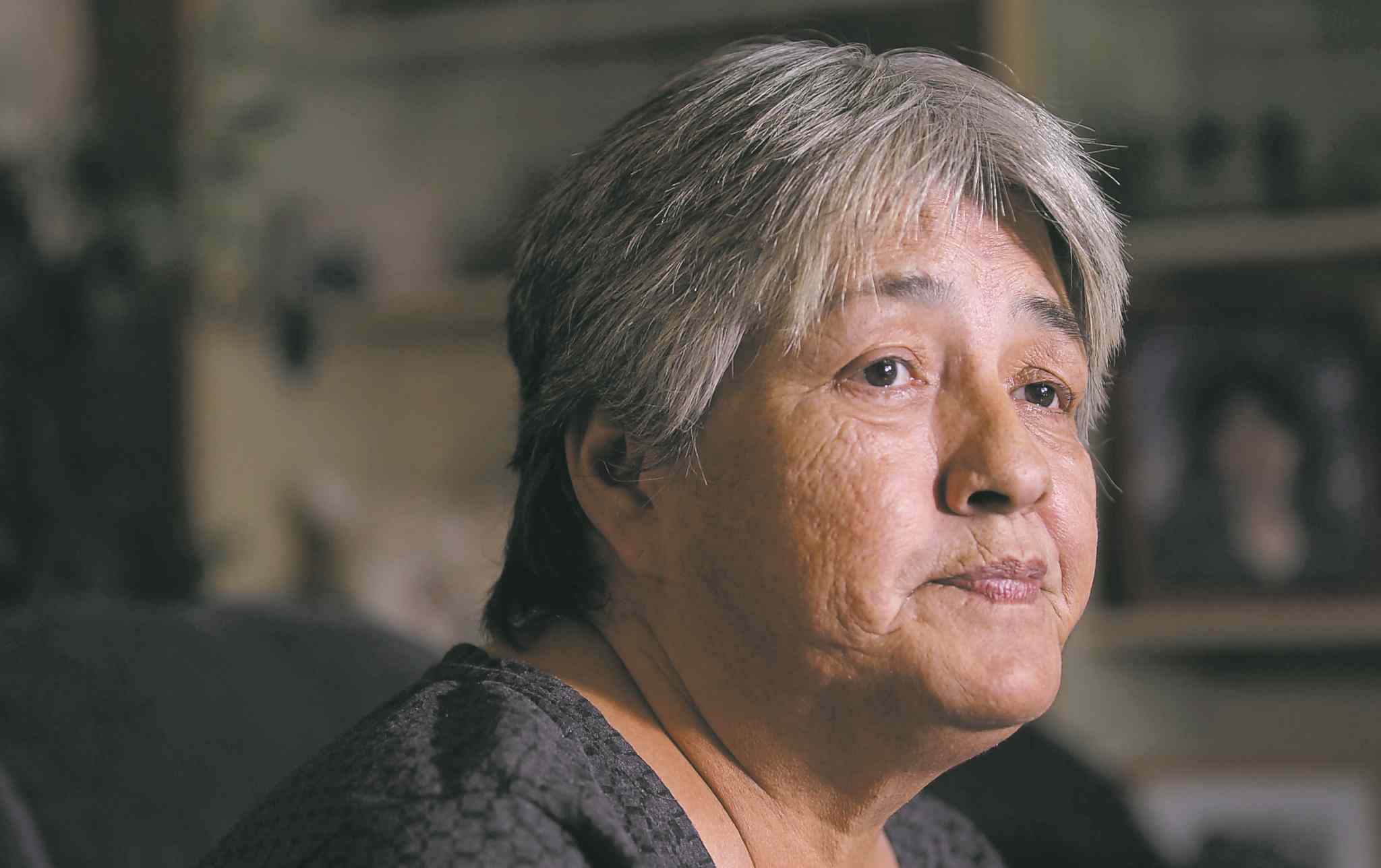 Ruth Bonneville / Winnipeg Free Press files Thelma Favel, Tina Fontaine�s �Momma,� says police told her there will be a news briefing on the case in March.