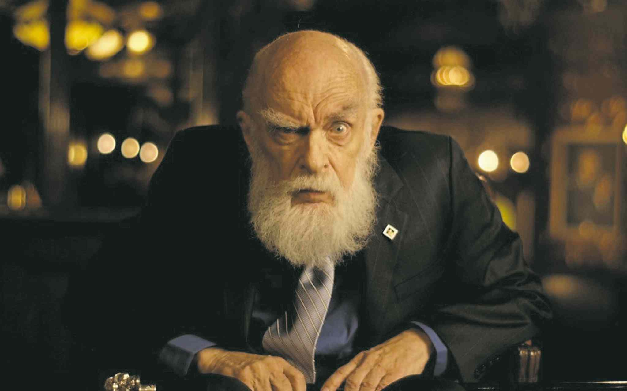 Toronto-born magician/escape artist James Randi took on  a sideline  of debunking psychics and charlatans.