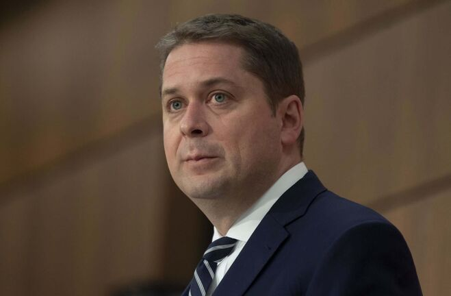 Conservative Party of Canada Leader Andrew Scheer dragged his feet after the election, hoping for an upsurge of support within the Conservative Party to help him carry on