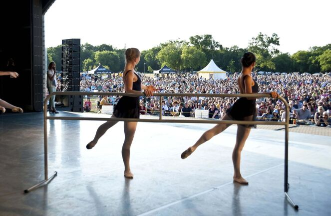 Assiniboine Park will play stage for the annual Royal Winnipeg Ballet production