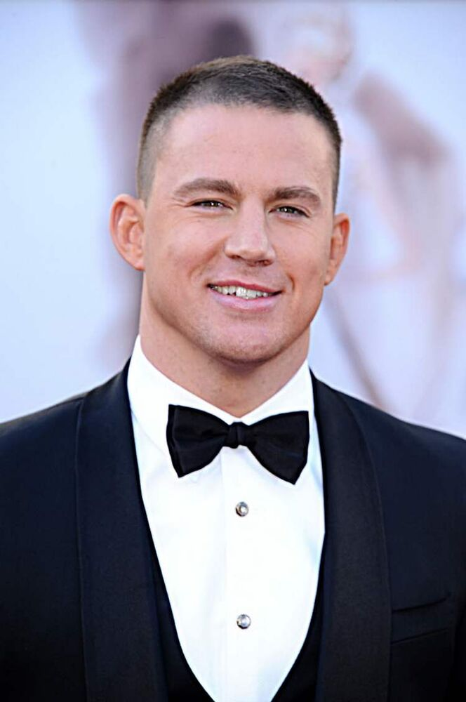 Channing Tatum  (Lionel Hahn / Tribune Media MCT)