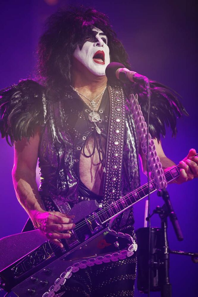 Paul Stanley. (John Woods / Winnipeg Free Press)