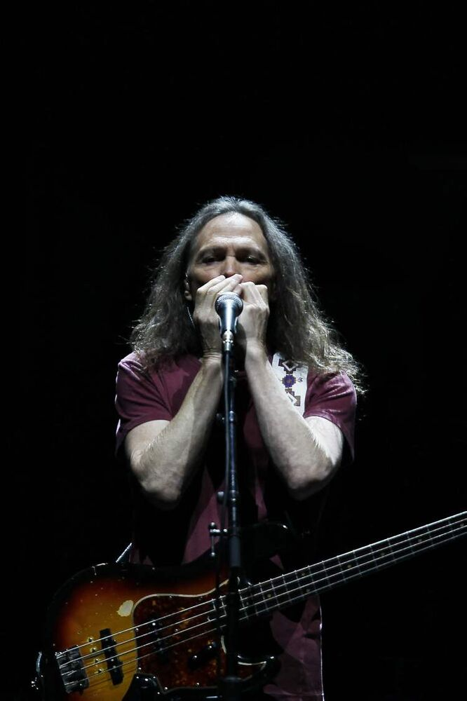 Timothy B. Schmit. (John Woods / Winnipeg Free Press)