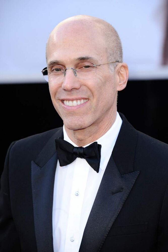 Jeffrey Katzenberg (Lionel Hahn / Tribune Media MCT)