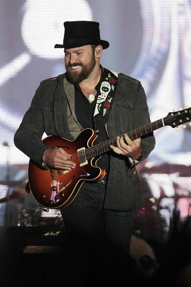 The Zac Brown Band performs at the MTS Prairie Jam Music Festival at Investors Group Field on Sunday, August 10, 2014.