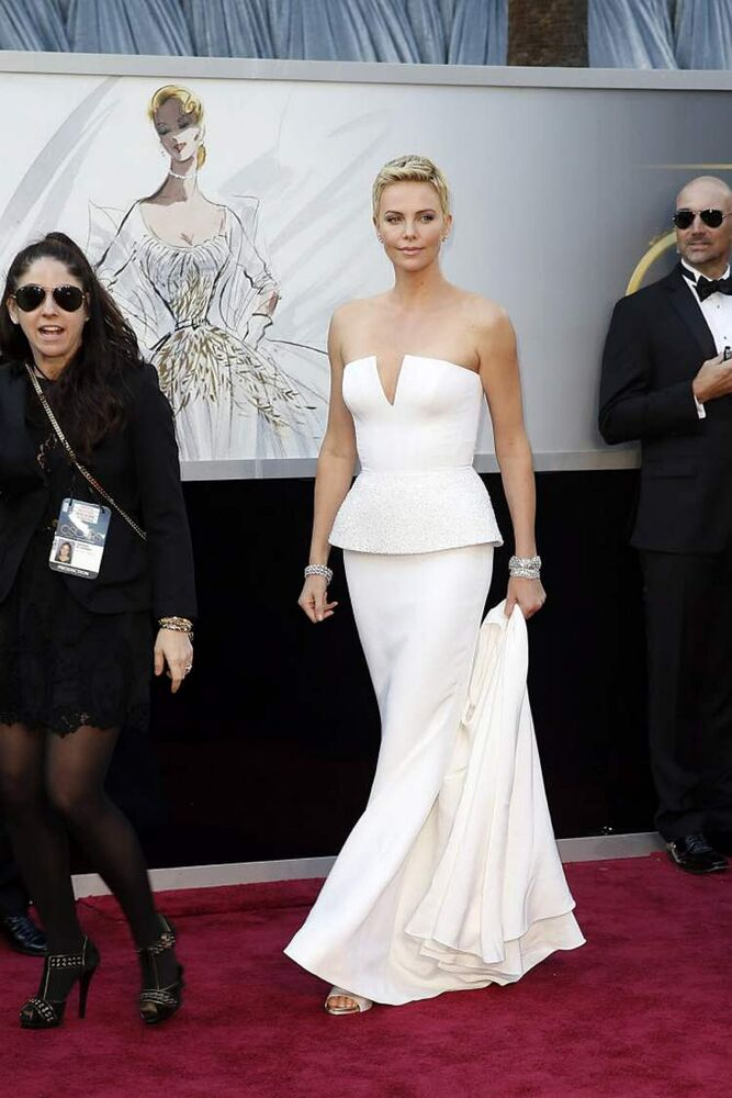 Charlize Theron  (Jay L. Clendenin / Tribune Media MCT)