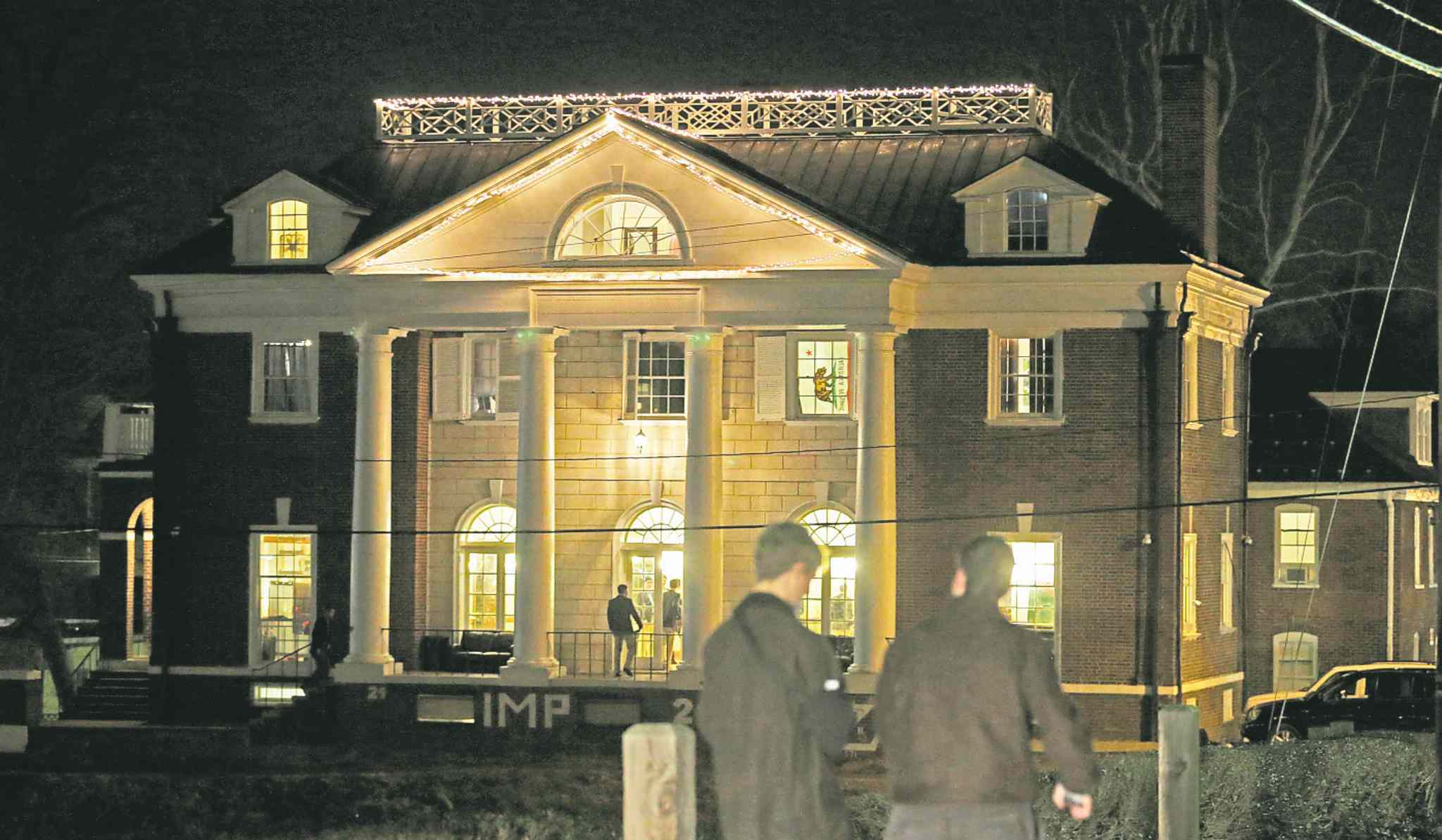 Steve Helber / The Associated Press filesSocial events at the University of Virginia were temporarily suspended.